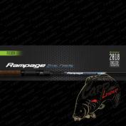 Удилище фидерное Zemex Rampage River Feeder a12.4 ft 110 g
