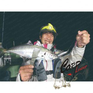 Захват для рыбы Daiichiseiko Wani Grip Mini MC 21cm. 80g Dark Earth