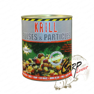 Смесь зерновых Dynamite Baits Frenzied Pulse Krill Parti Mix 700 гр.