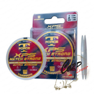 Леска Trabucco T-Force XPS Match Extra Strong 25m 0,104 1,600кг
