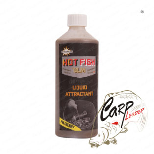 Аттрактант Dynamite Baits 250 мл. Hot Fish & GLM Liquid Attractant