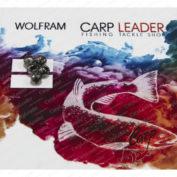 Головки вольфрамовые CarpLeader с вырезом Natural 4,0 мм. 0,5 гр. 5 шт