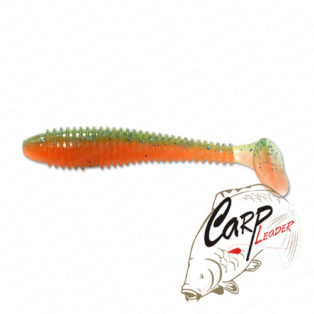 Приманка силиконовая Keitech Swing Impact Fat 3.8 PAL 11 Rotten Carrot