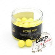 Бойлы плавающие CCMoore Citrus Zest Pop Ups 14mm (Elite Range) на основе цитрусовой цедры