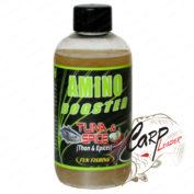 Жидкий аттрактант для прикормки Fun Fishing 200 ml Amino Booster - Tuna & Spice