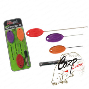Набор игл+ сверло Fun Fishing Pack Superneedles №2