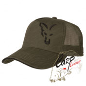 Бейсболка Fox Green & Black Trucker Cap