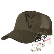 Бейсболка Fox Green & Black Trucker Cap