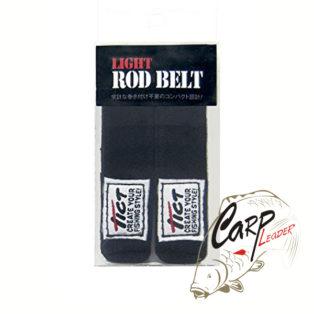 Стяжка для удилищ Tict Light Game Rod Belt Black