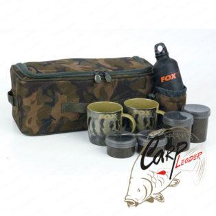 Сумка с минимальным набором посуды Fox Camolite Brew Kit Bag