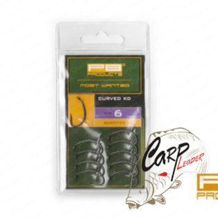 Крючки PB Products Curved KD Hook DBF
