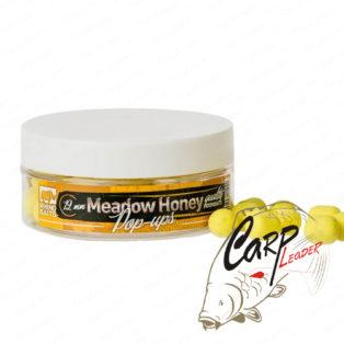 Бойлы плавающие Rhino Baits Pop-Up 12 мм. 70 гр. Meadow Honey Луговой Мёд