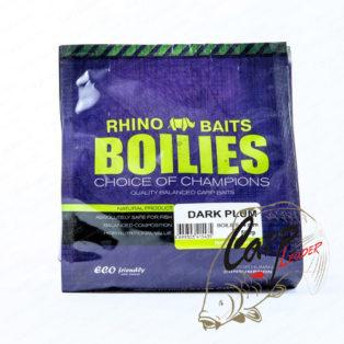 Бойлы Rhino Baits 14 мм. 0.5 кг. Dark Plum Тёмная Слива