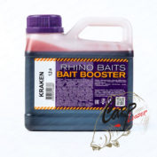 Ликвид Rhino Baits Biat Booster Liquid Food 1,2 л. Kraken Сквид Октопус Кальмар