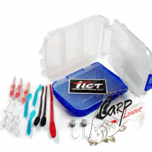 Коробка укомплектованная для микроджига Pocket Size Lightgame