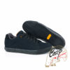 Кроссовки Fox Black & Orange Casual Trainers - 41