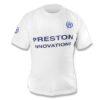 Футболка белая с принтом Preston - xl