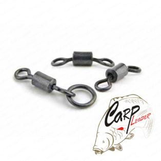 Набор вертлюгов с кольцом Fox Edges Flexi Ring Swivel - Size 7