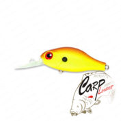 Воблер ZipBaits B-Switcher MDR Midget 328 Chartreuse / Brown