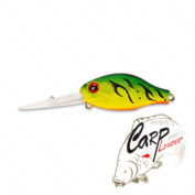 Воблер ZipBaits B-Switcher MDR Midget 070 Hot Tiger