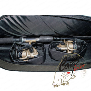 Чехол для спиннинга полужесткий Fisherman Ф33 7,5х160