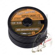 Поводковый материал PROLogic Super Snake FS 15m 15lbs