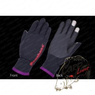 Перчатки Megabass Ti Glove Black/Orange