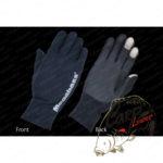 Перчатки Megabass Ti Glove Black/White - xl