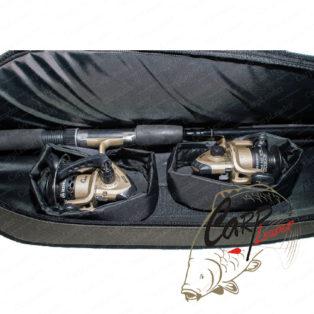 Чехол для спиннинга полужесткий Fisherman Ф305 11x125