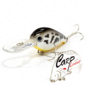 Воблер Lucky Craft Clutch DR 0218 White Bass 892