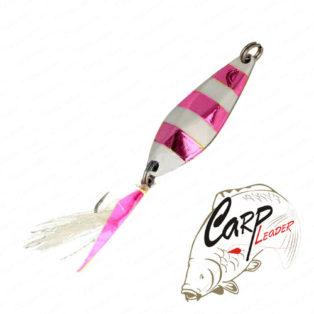 Блесна Tict Maetel Mini 1.5 гр. Zebra Pink