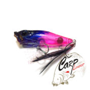 Воблер Megabass Pop-X Keep Cast 2018 Limited Edition Purple Head Fire