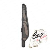 Чехол для спиннинга полужесткий Fisherman Ф302 11x145 с верхней ручкой