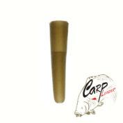 Конуса для безопасных клипс Gardner Target Covert Mini Tail Rubbers Brown 10 шт.