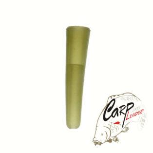 Конуса для безопасных клипс Gardner Target Covert Mini Tail Rubbers Green 10 шт.