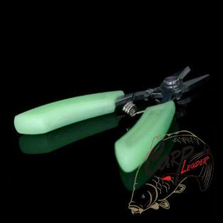 Ножницы Ridge Monkey Nite-Glo Braid Scissors универсальные