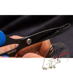 Ножницы Preston Rig Scissors для шнуров и лески
