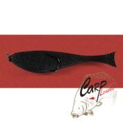 Поролоновая рыбка Контакт с двойником 12 см. черная