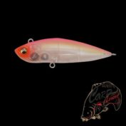 Воблер Megabass X-Wave SW Seethrough Pink