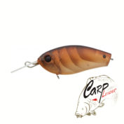 Воблер Ever Green Spin Craft 297 Mat Brown Craw