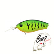 Воблер Ever Green Spin Craft 46 Mat Hot Tiger