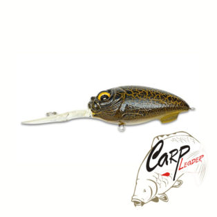Воблер Megabass Md-X Cyclone UV Impact Black Gold