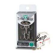 Тройники Ever Green Treble Magic Hook 10