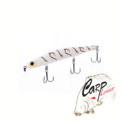 Воблер ZipBaits Orbit 110 SP A004 Ivory White Tiger