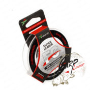 Флюорокарбон Intech FC Shock Leader 25м 0.418мм 9.0кг. 20lb