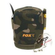 Чехол Fox Camo Neoprene Gas Cannister Cover неопреновый для газ. болона