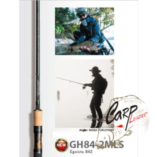 Спиннинг Megabass Great Hunting GH84-2MLS (NEW) 2.5 m 5-18 g
