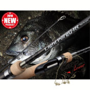 Спиннинг Golden Mean Light Porgy RR LPS-76RR 2.26 m 1.5-10 g