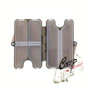 Коробка для аксессуаров Korum I.T.M Clamshell Box 6 Compartment