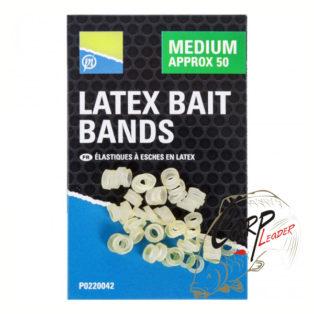Силиконовые кольца Latex Bait Bands Medium